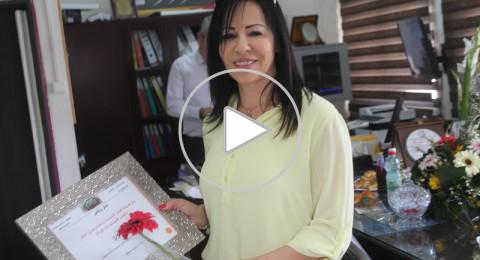 د. ريم ميعاري .. قصة نجاح ..من قريتها الصغيرة تصل للعالمية