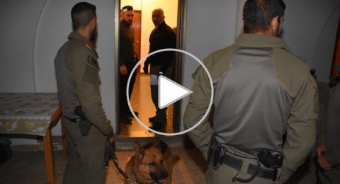 الشرطة تكشف: اعتقال 15 مشتبهًا من الناصرة .. حصلوا على أموال الخاوة من أصحاب المطاعم والمحلات