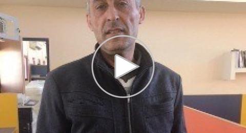 هشام محاجنة: ادعو للتظاهر قبالة البلدية والاخيرة تردّ