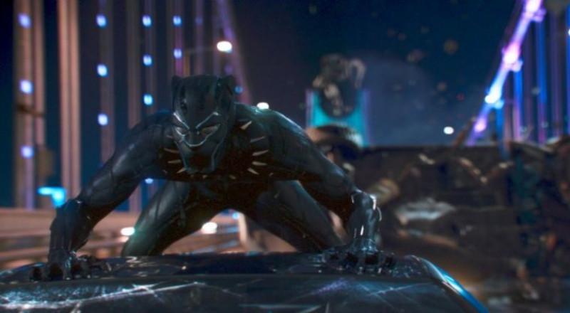 Black Panther يحطم حاجز المليار دولار في أقل من شهر
