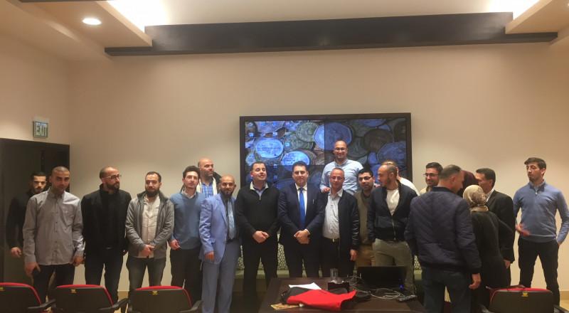 دورة تدريب للمحامين في القدس حول مخالفات التنظيم والبناء
