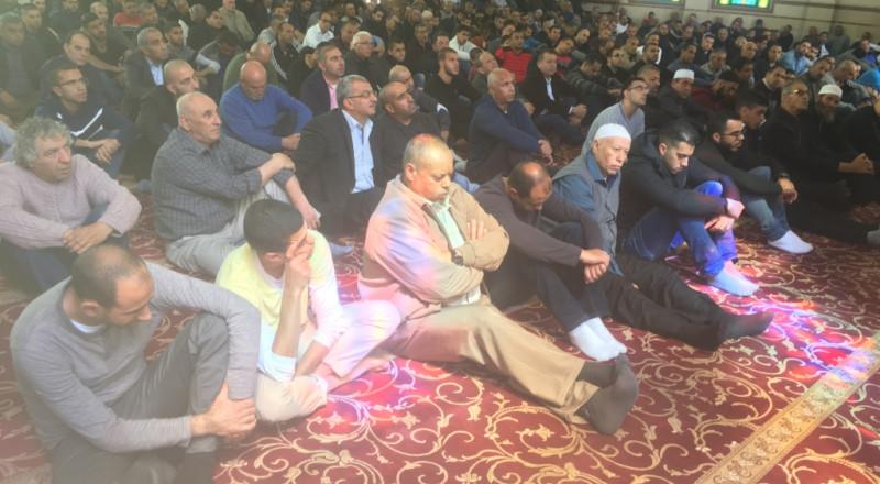 الشيخ موفق شاهين يتحدث عن بر الوالدين