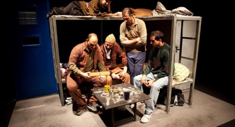 مسرح الميدان يزور قلنسوة بمسرحيَّة
