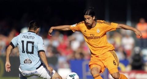 ريال مدريد يخرج من حسابات اللقب بخسارته امام سيلتا فيغو