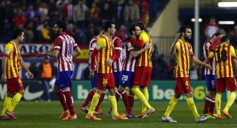 تغيير موعد موقعة برشلونة وأتلتيكو مدريد