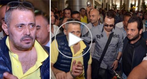 سلطان الطرب جورج وسوف يحدث إنقلابا جماهيريا في مطار القاهرة