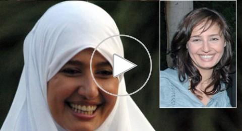 الفنانة حلا شيحا بدأت العمل كداعية اسلامية بعد اعتزالها الفن