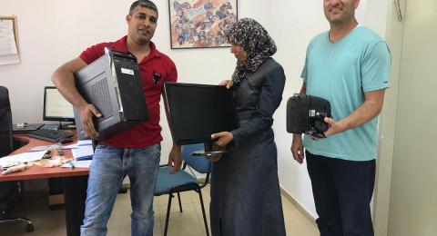 حورة : اقتحام روضة اطفال والشرطة تعيد المسرقات وتعتقل المشتبه
