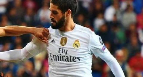 ايسكو يكشف عن مستقبله مع ريال مدريد