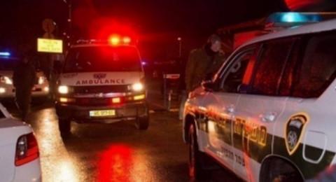 يافا تل ابيب: اصابة شاب عربي (33 عاما) جراء اطلاق نار