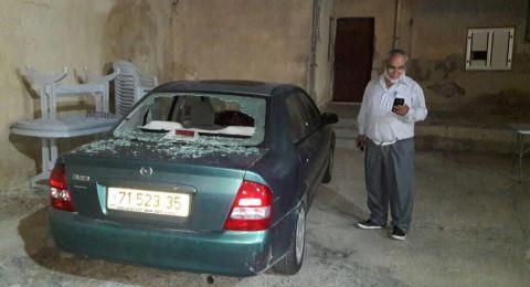 وما زال العنف مستمرا.. الاعتداء على سيارة حرم الشيخ محمد عارف