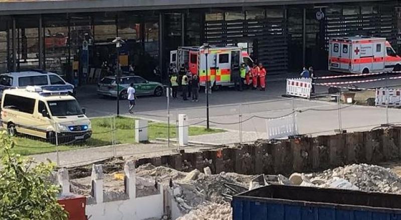 ميونخ: إصابة شرطي بإطلاق نار داخل محطة قطار