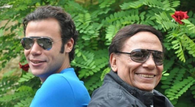 ماذا قال محمد إمام عن المنافسة مع والده الزعيم؟