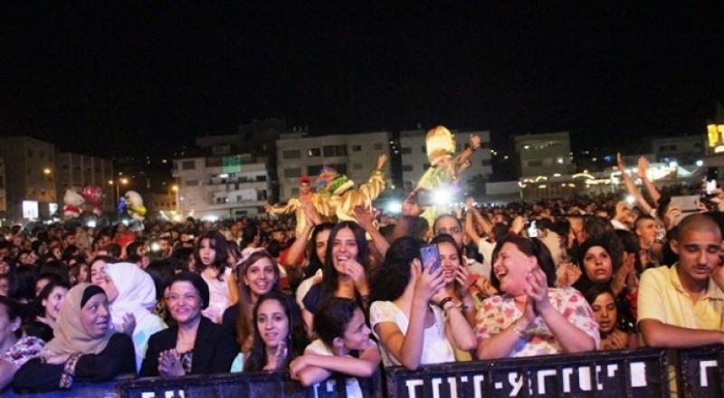 الناصرة: انطلاق ليالي رمضان الخميس المقبل