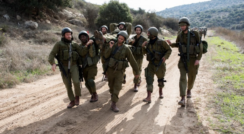 اصابة 150 جنديا إسرائيليا بمرض غامض!