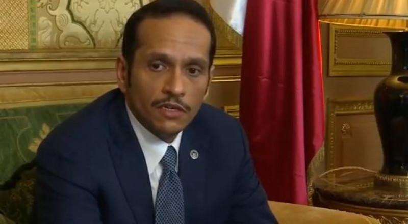 وزير خارجية قطر: نحن لا ندعم حماس، فقد نستضيف بعض قادتها