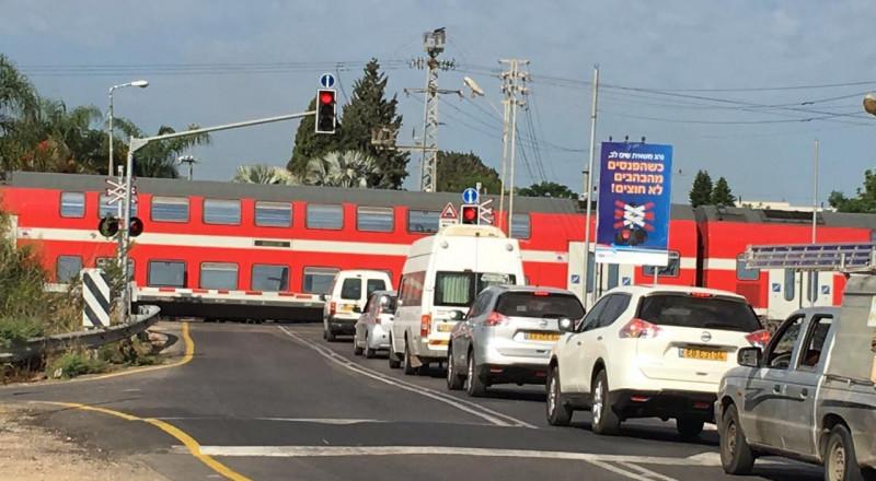 قطار إسرائيل تطلق أسبوع الوعي العالمي للأمان على ملتقيات السكك الحديدية