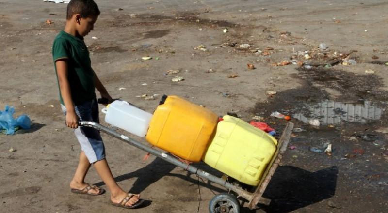 اسرائيل نهبت 85% من مصادر المياه بالضفة ويضاعف الجفاف