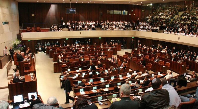 الكنيست يمدد قانون منع لم شمل العائلات الفلسطينية