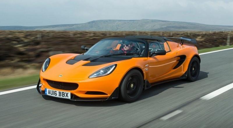 لوتس البريطانية تكشف عن سيارة رياضية جديدة