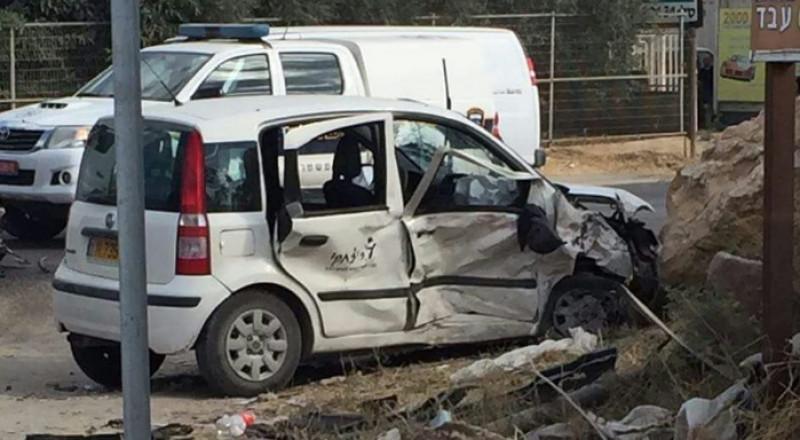 الطيبة: مصرع سامي شيخ يوسف في حادث طرق و 3 اصابات طفيفة