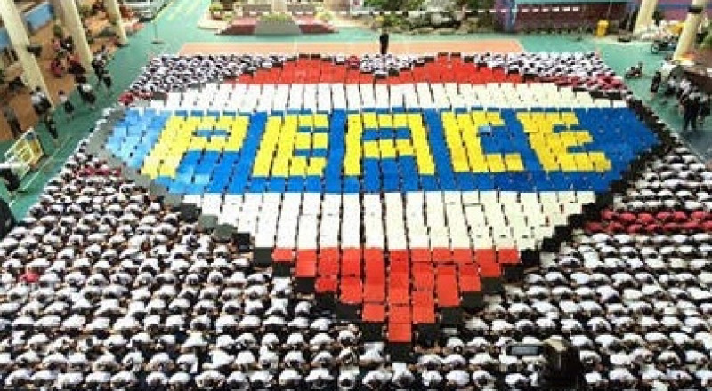 مسيرات السلام تمهد الطريق للسلام العالمي من خلال تمكين الشباب