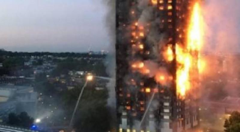 الشرطة البريطانية: الحصيلة النهائية لقتلى حريق لندن 58 شخصا