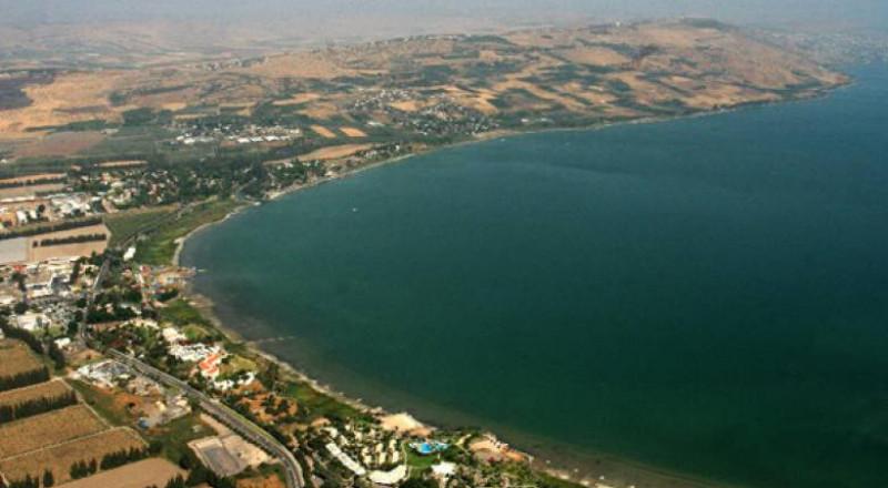 انباء عن غرق شاب يهودي في بحيرة طبريا