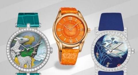 اي لون تختارين لساعتك ؟!