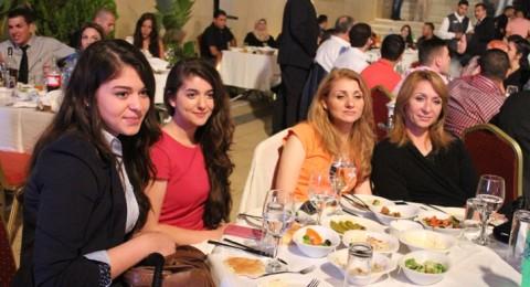 بالصور.. أحمد جمال يحيي حفلا غنائيا برام الله