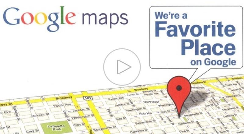 جوجل تضيف الإعلانات إلى تطبيقها للخرائط