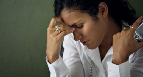 الضغط العصبي يؤثر على فرص الحمل