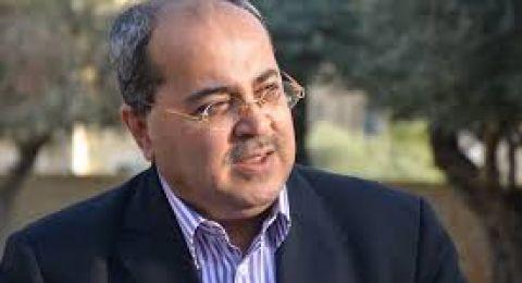 الطيبي: التوصل الى تفاهمات حول طلاب التربية البدنية في الجامعة العربية الأمريكية في جنين