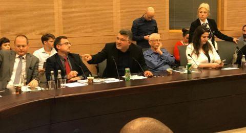 النائب جبارين في الكنيست: ليبرمان بدأ حملته الانتخابية ببثّ الفاشيّة