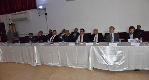 لقاء في مركز السلام/ بيت لحم لمناقشة خطة المرور في بيت لحم والسيناريوهات المطروحة