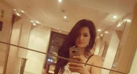 سما المصري بإطلالة جريئة بعد إعلانها عن توبتها