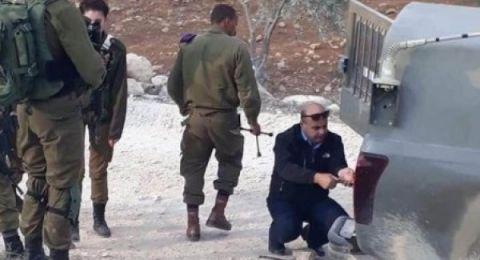 شاهد لماذا احيل مدير شرطة الخليل للتحقيق !!