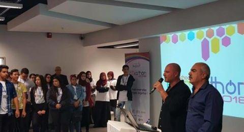 حيفا: انطلاق هاكاثون المدارس الثانوية 2018، القطري والاضخم في البلاد