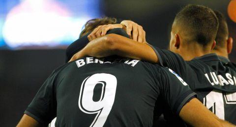 ريال مدريد يواصل النجاح مع سولاري ويهزم سلتافيغو برباعية
