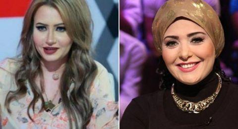 مي العيدان تفتح النار على صابرين.. عشنا وشفنا الحجاب ستايل