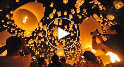 السفر إلى تايلند خلال مهرجان اكتمال القمر