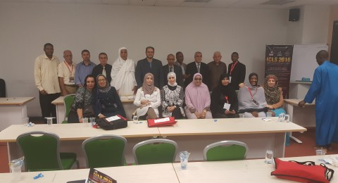 د.هيفاء مجادلة تشارك في مؤتمر دوليّ في جامعة المدينة العالميّة في ماليزيا