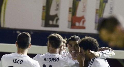 ريال مدريد يحجز مقعداً في ربع النهائي بفوزه على اوساسونا