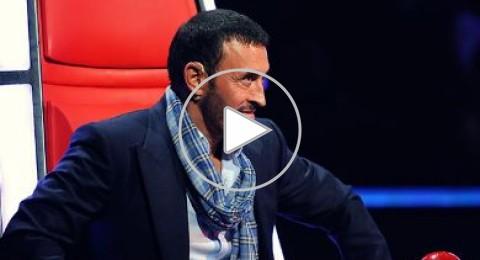 """إنتقادات لاذعة لكاظم الساهر بسبب اخر حلقة من """"The voice"""""""