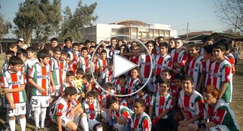 تعرف على النادي الفلسطيني التشيلي