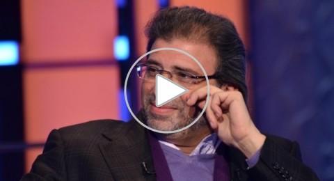 فيديو خالد يوسف: فاجئني أداء حزب النور