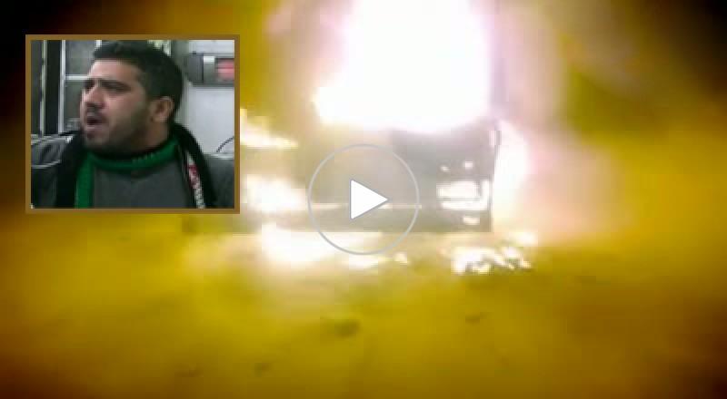 الجيش السوري يرتكب مجزرة جديدة في بابا عمرو بحمص