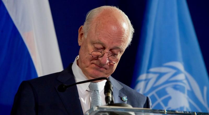 مفاوضات جنيف ستركز على دستور سورية الجديد والانتخابات