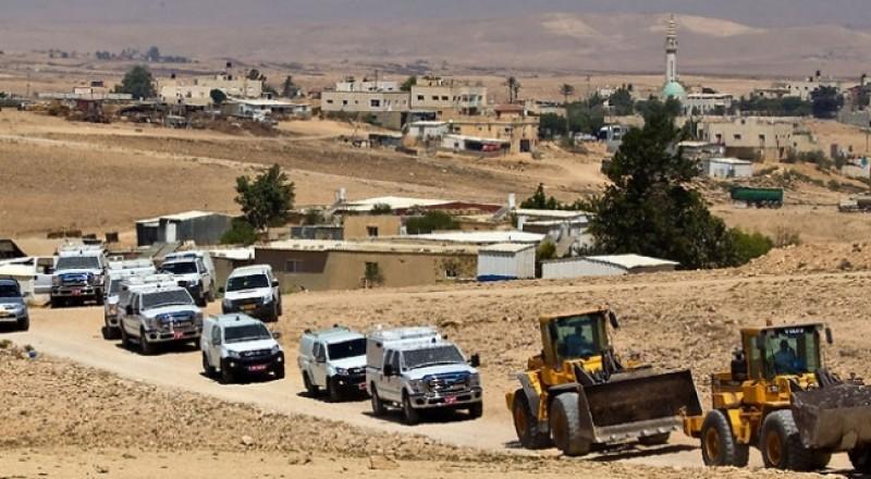 الوزير أريئيل: نعمل على اعداد خطة تتعلق بالقرى البدوية غير المعترف بها في النقب