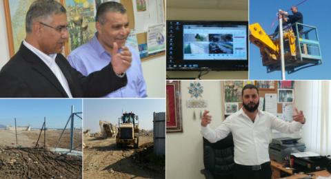 بستان المرج: الانتهاء من تنظيف مكبات النفايات بجانب نين وبعدها ستبدأ الأعمال في سولم، كفر مصر والدحي